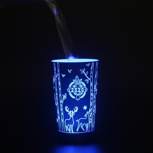t01 led flashing cup 8