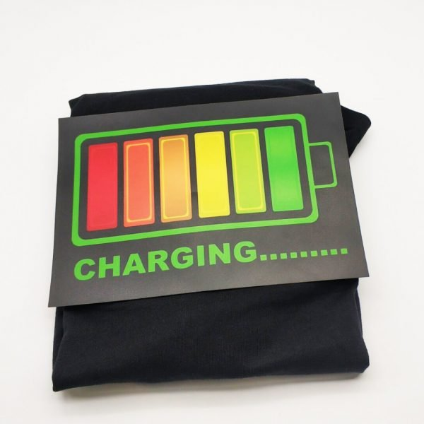 T13-LED sound activated T-shirt-7